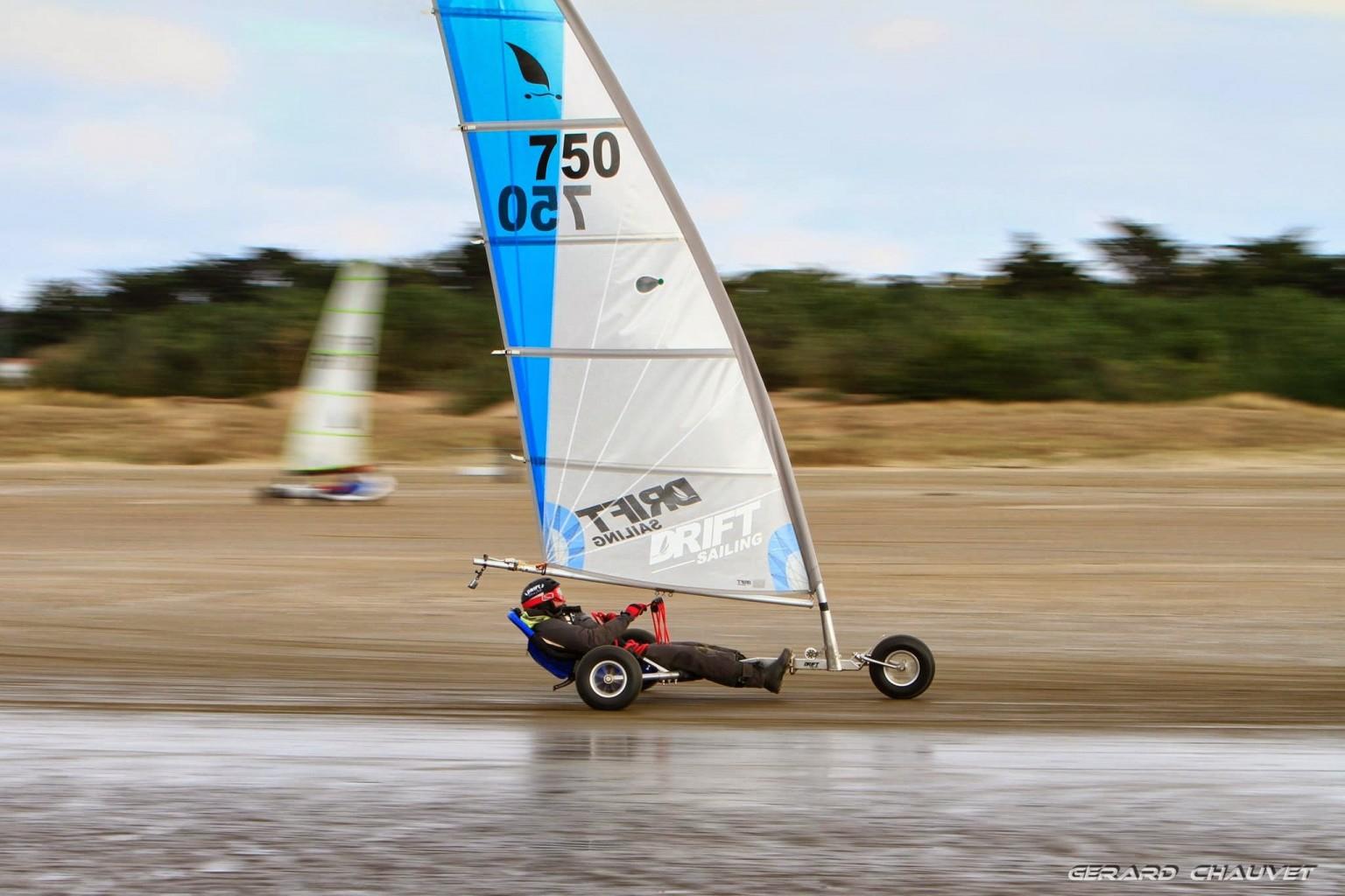 Grand prix de char à voile Pléneuf 2017